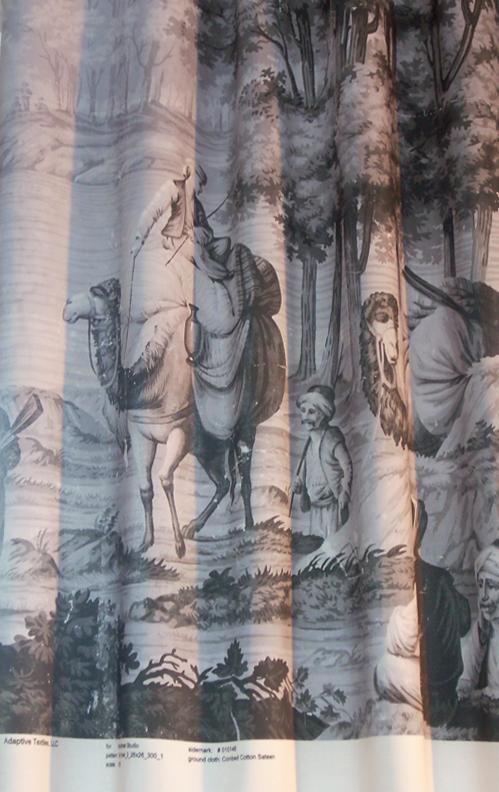 Fabric copy