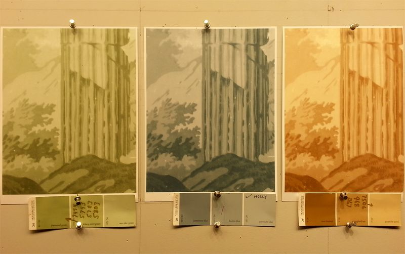 Wallpaper colorways copy