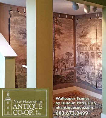 Dublin Dufour at NH Antique Co-op Aug 2015