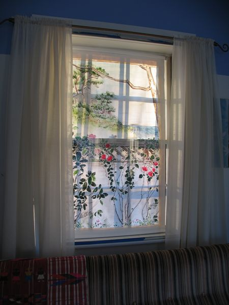 CA window shade