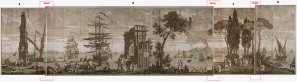 Views of Italy original scenes