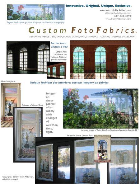 4e-Custom Foto-Fabrics